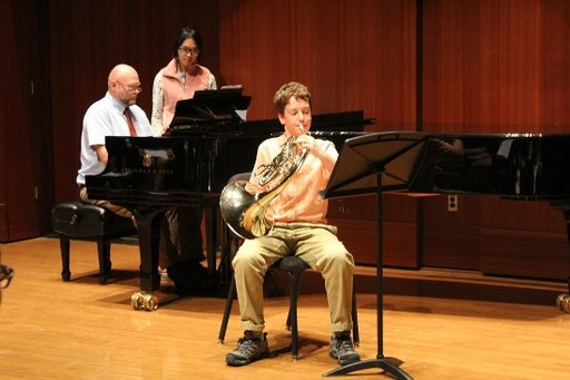 St. Markers Perform at Fall Student Showcase