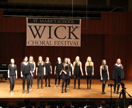 Superb Songfest: the 25th Annual Wick Choral Festival