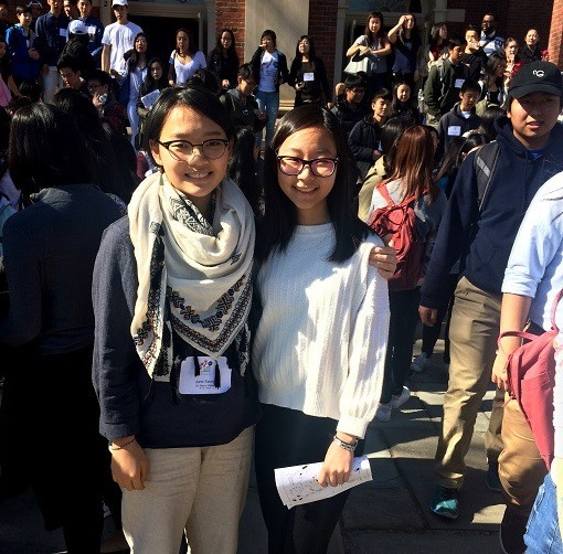 St. Markers Attend Asian American Footsteps Conference