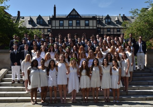 90 Graduate at 152nd St. Mark's Prize Day Ceremony