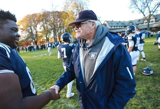 MetroWest Daily News Features Veteran SM Coach Henry Large