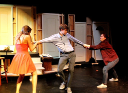 NOISES OFF—Fall Play is Hilarious Backstage Comedy