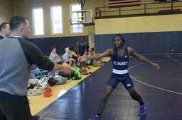 Wrestling, Squash, Girls' Hockey and Hoops Top Winter So Far