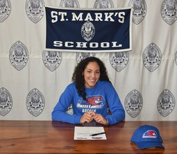 Hailey DuBose '18 to Play Soccer at UMass-Lowell