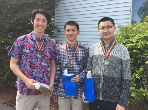 St. Markers Earn National Honors Studying German