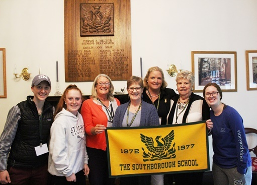 Southborough School Luncheon: Sharing Past and Present