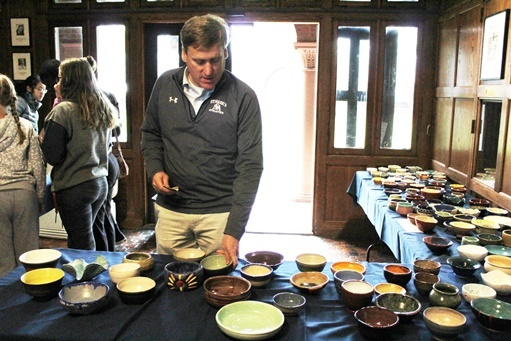 Annual Empty Bowls Event Supports Local Soup Kitchen