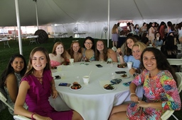 Prize Day Week Underway: Chapels, Dance, Tea, Concert