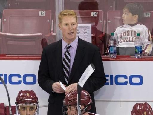 Greg Brown '86 Named Assistant Coach of NHL's NY Rangers
