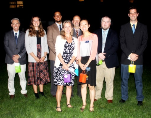 Installation Service Welcomes New Faculty to SM
