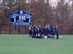 Field Hockey Lions Advance to N.E. Semi-Finals