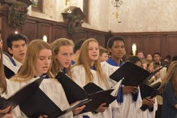 Traditional Service of Lessons & Carols in Belmont Chapel