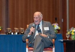 Distinguished Alumni Event Highlights Trustee Weekend