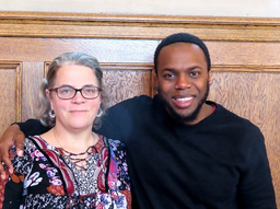 Blavity's Jonathan Jackson Visits SM, Speaks at Evening Chapel