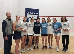 Both SM Squash Teams Take Home Silver at Nationals