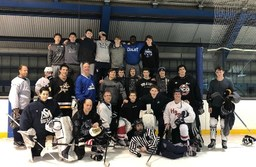 Autism Speaks: Boys' Varsity Hockey Fundraiser a Success