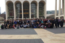 """La Fille du Regiment"" in NYC: Annual Opera Trip a Success"