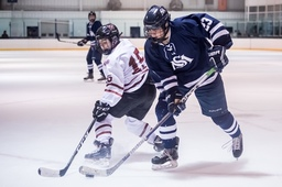 Boys' Varsity Hockey in NEPSAC Post-Season Playoffs