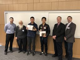 St. Mark's Students Win Computer Programming Contest