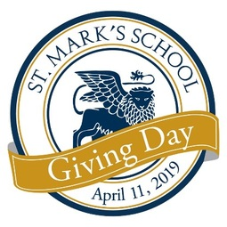 Support St. Mark's: Giving Day is April 11, 2019
