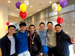 St. Markers Excel at Cornell Computer Science Event
