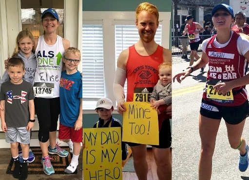 Three from St. Mark's in the 2019 Boston Marathon