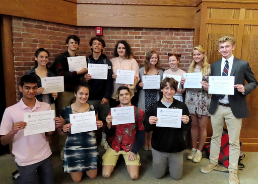Students Receive Matthews, Jones, and Kean Grants