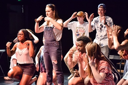 "Musical Theater Club Presents ""Mamma Mia!"" This Weekend"