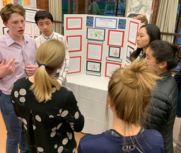 SM III Formers Present Global Infectious Disease Projects