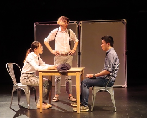 "Spring Play— ""The Pillowman"" This Friday, Saturday"