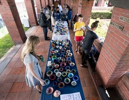 Annual Empty Bowls Event Supports Local Food Pantry