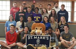 23 From the Class of 2019 to Play College Sports Next Year
