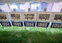 Reunion Weekend Welcomes Generations of Alumni
