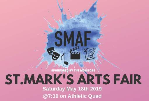 Student-Run St. Mark's Arts Fair a Tremendous Success
