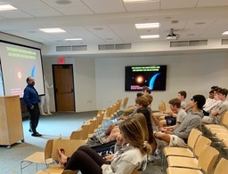 SM Space Program Debuts Speaker Series