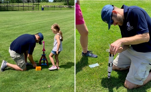 Rocket Day at St. Mark's Celebrates Apollo 11 Launch