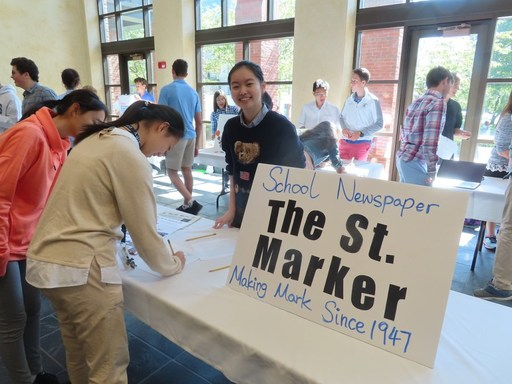 Club Fair Offers Variety of Interests and Activities