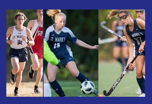 X-Country, Field Hockey, Girls' Soccer All Strong at Mid-Season