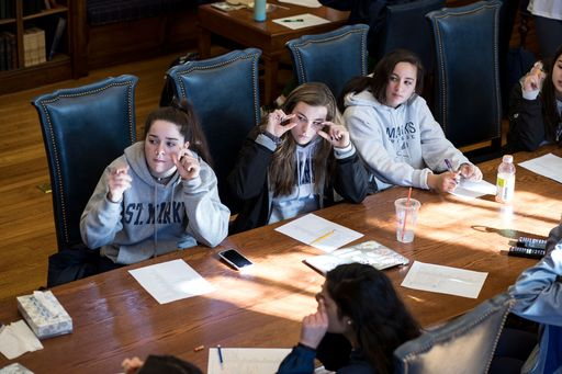 Experiential Learning: An Essential Part of a St. Mark's Education
