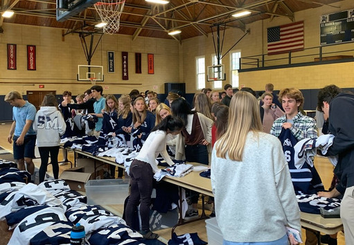 """Antique Jersey"" Sale Benefits Boys & Girls Club"