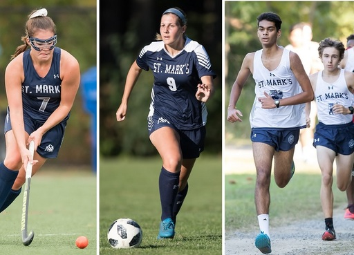 Field Hockey and Soccer Playoffs, All-Star Runners at SM