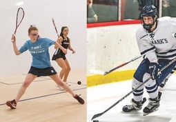 Prospects Are Good for St. Mark's Winter Sports Season