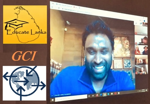 SM Global Citizenship and Educate Lanka: Virtual GCI