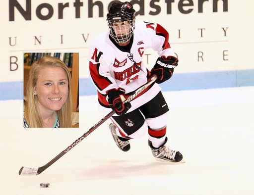 Casey Pickett Bates '09 Named to Beanpot Hall of Fame
