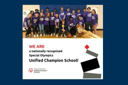 St. Mark's Earns Special Olympics National Honor