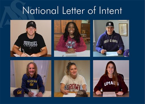 St. Mark's Athletes Commit to D1 College Programs