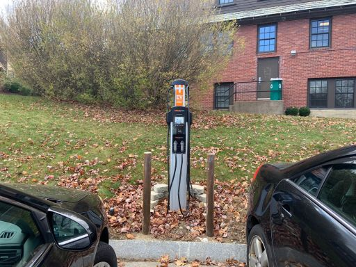 Electric Vehicle Charging Stations Now at St. Mark's