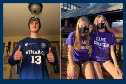 St. Mark's Celebrates Spirit Week in Groton-less Autumn