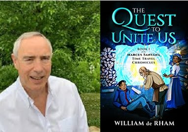 """The Quest to Unite  Us"" -- A New Novel from a St. Mark's Alumnus"