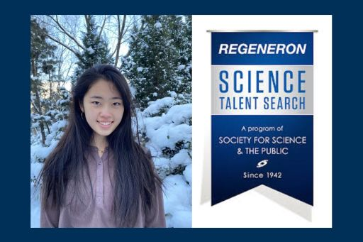 St. Marker Receives National Science Talent Honor